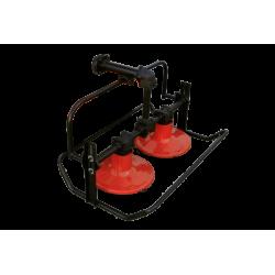 Cositoare rotativa pentru motocultor O-Mac 100 / 1000, 5580-02126