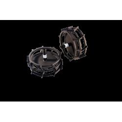 Roti metalice cu manicot pentru motocultor 750-1000-PREMIUM, 5580-01502