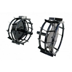 Roti metalice cu manicot pentru motocultor LC90 / LC1200 / 1350, 5580-02488