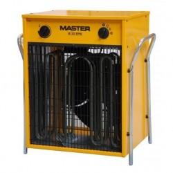 Aeroterma electrica B22 EPB MASTER, putere calorica 22kW, tensiune alimentare 400V, debit aer 2200mcb