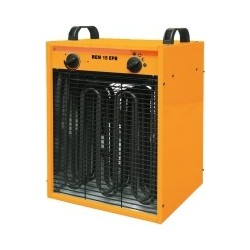 Aeroterma electrica REM15 EPB REMINGTON, putere calorica 15kW, tensiune alimentare 380V, debit aer 1700mcb