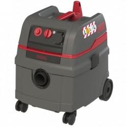 Aspirator industrial cu vibratii DS25L AGP, aspirare umeda/uscata, motor 1600W
