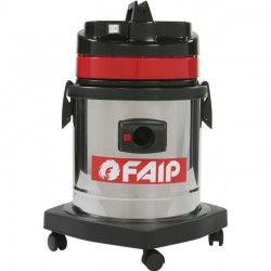 Aspirator industrial FAIP 215, aspirare umeda/uscata, motor 1200W