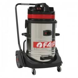 Aspirator industrial FAIP 440, aspirare umeda/uscata, 3 motoare, 3300W