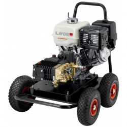 Masina de spalat cu presiune THERMIC 11HF LAVOR HYPER, apa rece, debit 1080 l/h, presiune 200bar, motor Honda 11CP