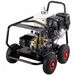 Masina de spalat cu presiune THERMIC 13HF LAVOR HYPER, apa rece, debit 1080 l/h, presiune 250bar, motor Honda 13CP