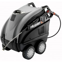 Masina de spalat cu presiune Hyper LR 1614LP LAVOR, apa rece/calda, debit 840 l/h, presiune 160bar, motor 4,2kW, tensiune 400V