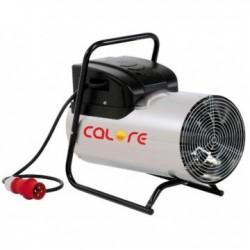 Tun de caldura electric D15i CALORE, putere calorica 15kW, tensiune 400V, debit aer 2000mcb, carcasa inox