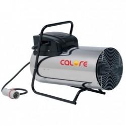 Tun de caldura electric D22i CALORE, putere calorica 22kW, tensiune 400V, debit aer 3050mcb, carcasa inox