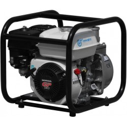 Motopompa apa curata WP 20HKX GP, motor Honda GP160, 5.5 CP, debit apa 600 l/min