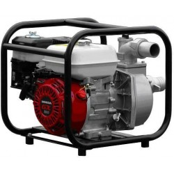 Motopompa apa curata WP 60HKX, motor Honda GX390, 13 CP, debit apa 2300 l/min