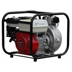Motopompa de presiune WHP 20HKX, motor Honda GX200, 6.5 CP, debit apa 500 l/min