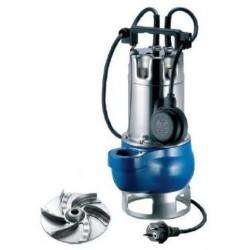 Pompa submersibila de drenaj Pentax DG 102 G, motor 1200 W, debit apa 400 l/min