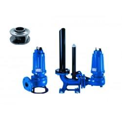 Pompa submersibila de drenaj Pentax DM 210, motor 3300 W, debit apa 1000 l/min