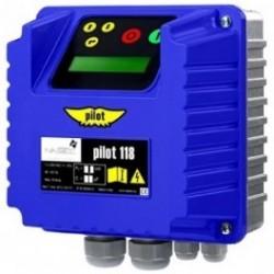 Panou comanda si protectie PILOT 118 pentru pompa submersibila Pentax DM 210, DTR 200