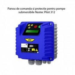 Panou comanda si protectie PILOT 312 pentru pompa submersibila Pentax DMT 210-560, DTRT 300-550