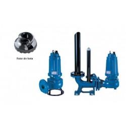 Pompa submersibila de drenaj Pentax DMT 1000, motor 7500 W, debit apa 2400 l/min