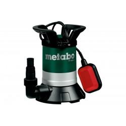 Pompa submersibila pentru apa curata TP8000S Metabo, motor 350W, debit apa 8000l/h