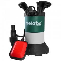 Pompa submersibila pentru apa curata TP13000S Metabo, motor 550W, debit apa 13000l/h
