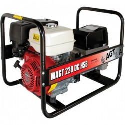 Generator de sudare WAGT  220DC HSB
