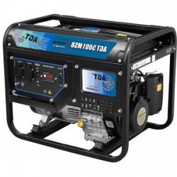 Generator de curent monofazat AGT 5001 MSB R25