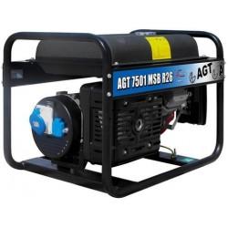 Generator de curent monofazat AGT 7501 MSB R26