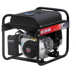 Generator de curent monofazat AGT 3501 HSB GP, R16