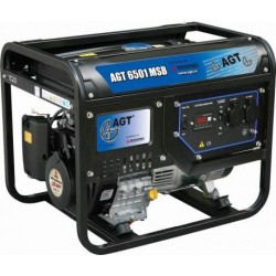 Generator de curent monofazat AGT 6501 MSB R25