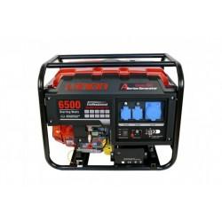 Generator de curent monofazat Loncin, A Series, LC6500D-A, R25, putere motor 5.5kW
