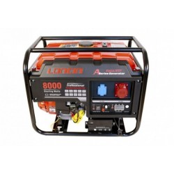 Generator de curent trifazat Loncin A Series LC8000D-A, putere motor 7kW