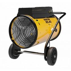 Tun de caldura electric RS 40 MASTER, putere calorica 40kW, tensiune 400V, debit 3500mcb
