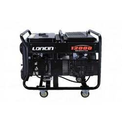 Generator de curent monofazat Loncin LC12000, R25, putere motor 9.5kW