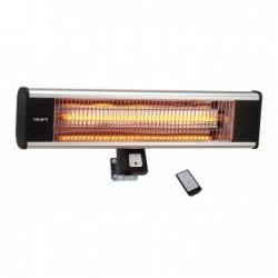 Incalzitor electric de terasa, cu raze infrarosii CL18CWR, cu telecomanda, putere calorica 2 kW, alimentare 230V