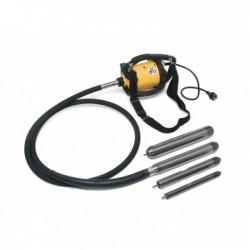 Vibrator pentru beton DINGO ENAR, ax antrenare 4m, cap vibrare 38mm