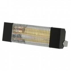 Incalzitor electric cu raze infrarosii IRC1500CN, culoare negru, putere calorica 1.5kW, alimentare 230V
