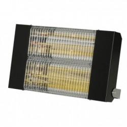 Incalzitor electric cu raze infrarosii IRC3000CN, culoare negru, putere calorica 3kW, alimentare 230V