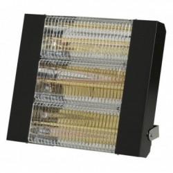 Incalzitor electric cu raze infrarosii IRC4500CN, culoare negru, putere calorica 4.5kW, alimentare 230V