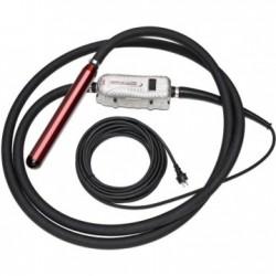 Vibrator de inalta frecventa Spyder PRO70, diametru cap vibrare 65mm, tensiune alimentare 220V