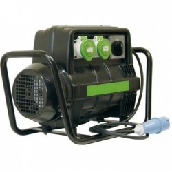 Convertizor electric STRONG T.833 STRONG, alimentare 230V, putere 1,6kVA, curent debitat 23A, 2 prize