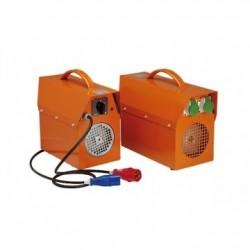 Convertizor electric STRONG T.833L STRONG, alimentare 230V, putere 1,6kVA, curent debitat 23A, 2 prize
