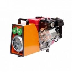 Convertizor de inalta frecventa cu motor termic STRONG T.838S, curent debitat 27A, 2 prize