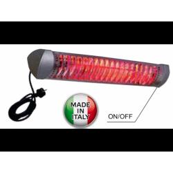 Incalzitor electric cu raze infrarosii CHAP 18 MASTER, putere calorica 1.8kW, alimentare 230V