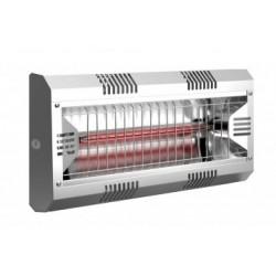 Incalzitor electric cu raze infrarosii FACT 20 MASTER, putere calorica 2kW, alimentare 230V