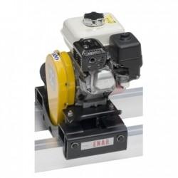 Unitate motoare/vibrare QGH ENAR, cu motor HONDA GX160, putere 5,5CP