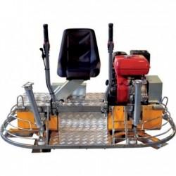 Finisor beton dublu Manual MK8X75 BARIKELL, motor HONDA GX390, putere 13CP, diametru 750mm