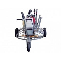 Carucior transport pentru elicopter dublu BETON TROWEL