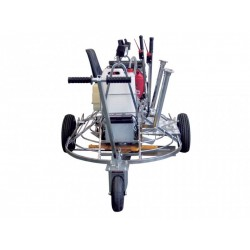 Carucior transport pentru elicopter dublu BARIKELL