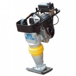 Mai compactor NT70H NTC, motor HATZ Diesel 1B20, putere motor 4,6CP, greutate 70kg