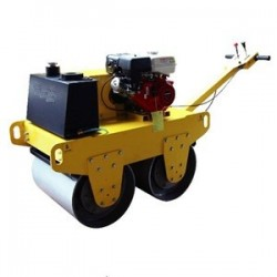 Cilindru compactor DDR-60 Strong, motor Honda GX270, putere 9CP, greutate 520kg