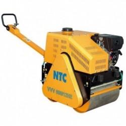 Cilindru compactor VVV600/12HE NTC, motor Hatz 1B20, putere 3,6kW, pornire electrica, 580kg